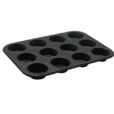 "Muffin Pan, 12 ct., regular, 15"" x 10"", nonstick"