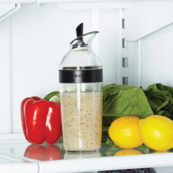 OXO Salad Dressing Shaker Veggies