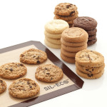 Sil-Eco Silicone Baking Liner - Half Size Mat Cookies
