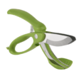 Trudeau Toss and Chop Salad Tongs 4
