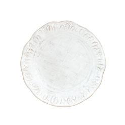 Bellezza White Salad Plate