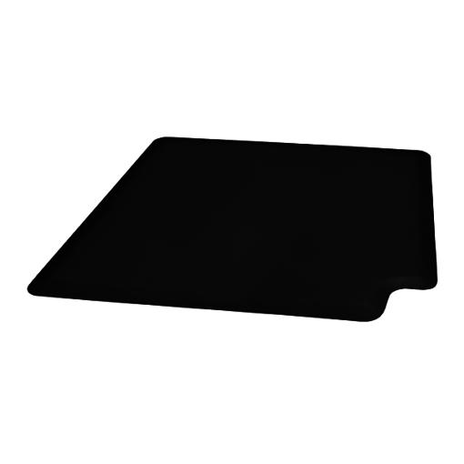 3ft Original WellnessMats Corner Black Left