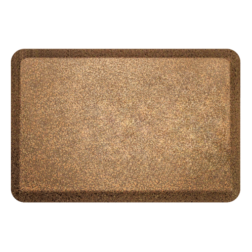 3x2 Granite WellnessMats Copper