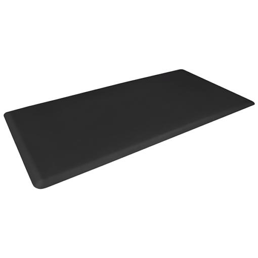 6x3 Original WellnessMats Black Left