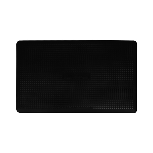Wellness Mats Maxum Black 5ft x 3ft