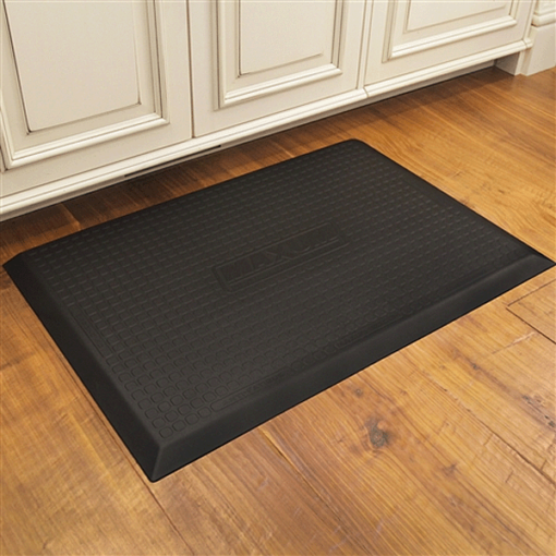 Wellness Mats Maxum Black Lifestyle 3 ft x 2 ft