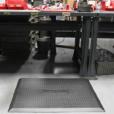 Wellness Mats Maxum Black Workshop 3 ft x 2 ft