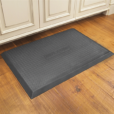 Wellness Mats Maxum Gray Lifestyle 3 ft x 2 ft