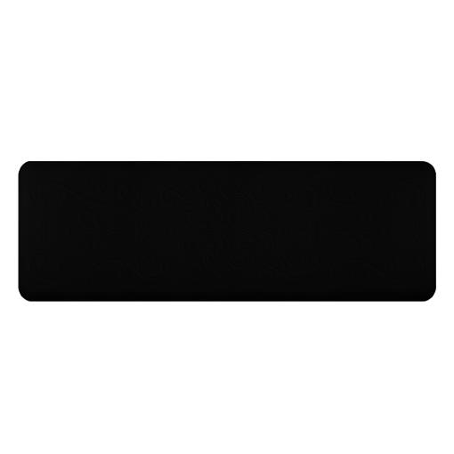 Wellness Mats Motif Entwine Black 6x2