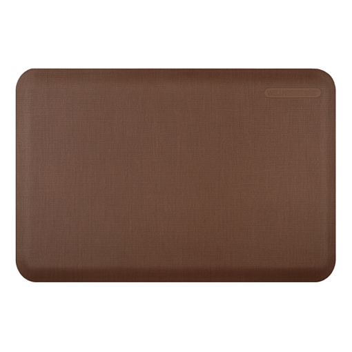 Wellness Mats Motif Linen Brown 3x2