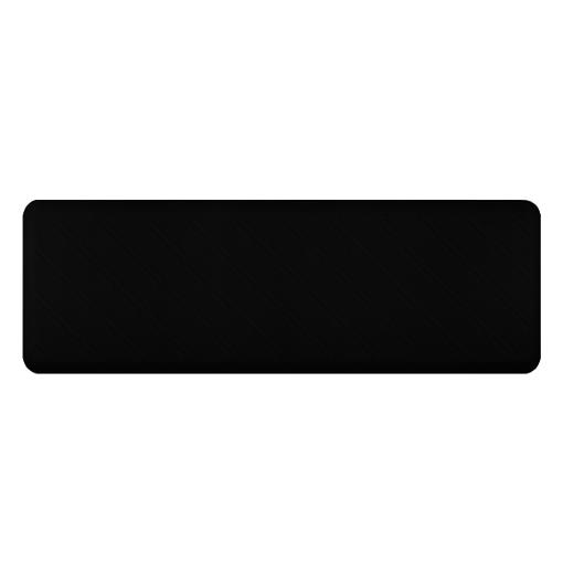 Wellness Mats Motif Moire Black 6x2