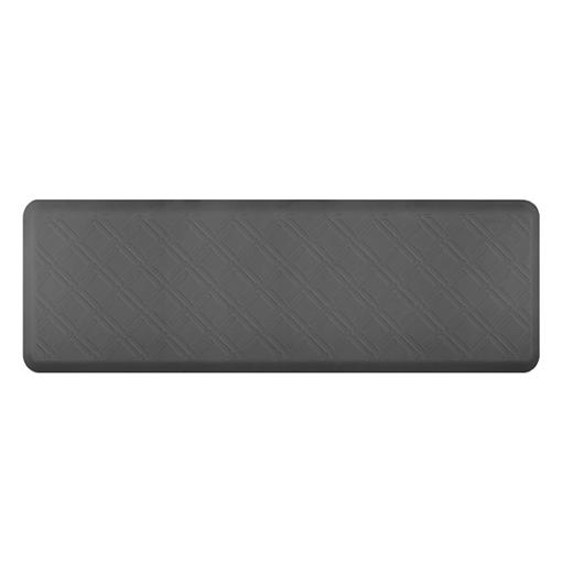 Wellness Mats Motif Moire Gray 6x2