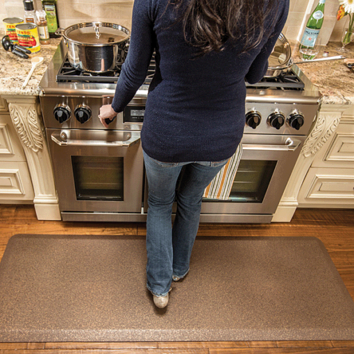 6×2 wellness mats lifestyle granite