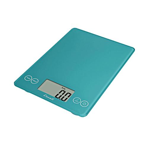 Escali Arti Digital Scale Electric Blue