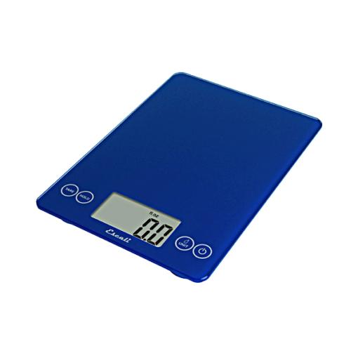 Escali Arti Digital Scale Peacock Blue