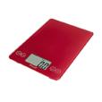 Escali Arti Digital Scale Retro Red
