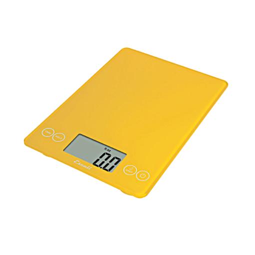 Escali Arti Digital Scale Solar Yellow