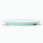 Vietri Lastra Aqua Oval Platter