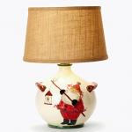 Vietri OSN Round Lamp