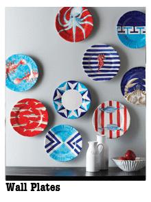 Vietri Wall Plates
