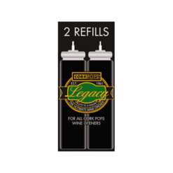 Cork Pops Legacy Wine Opener Refill Cartridges