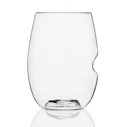 GoVino Plastic Wine Glasses - 16 ounce