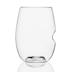 GoVino Plastic Wine Glasses - 16 ounce