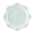 Juliska Berry and Thread Scalloped Salad and Dessert Plate White