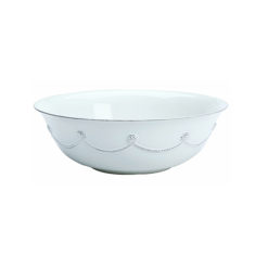 Juliska Berry and Thread Serving Bowl Whitewash
