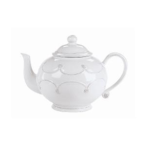 Juliska Berry and Thread Teapot White