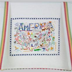 America Dish Towel