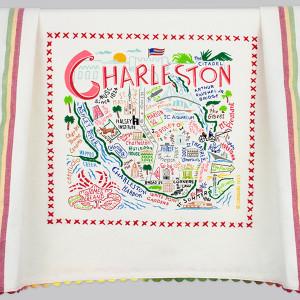 Charleston Dish Towel