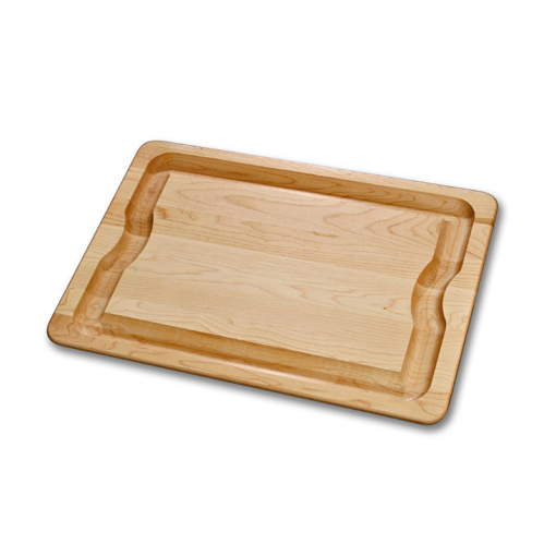 J.K. Adams BBQ Carving Board - 20x14 Sugar Maple Wood