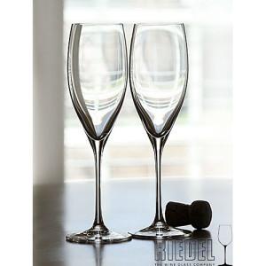 Riedel Vinum Cuvee Prestige - Set of 2
