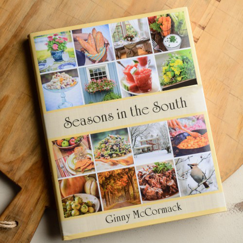 Seasons in the South Cookbook