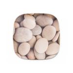 Bamboozle Pebble Pattern Dinner Plate Set