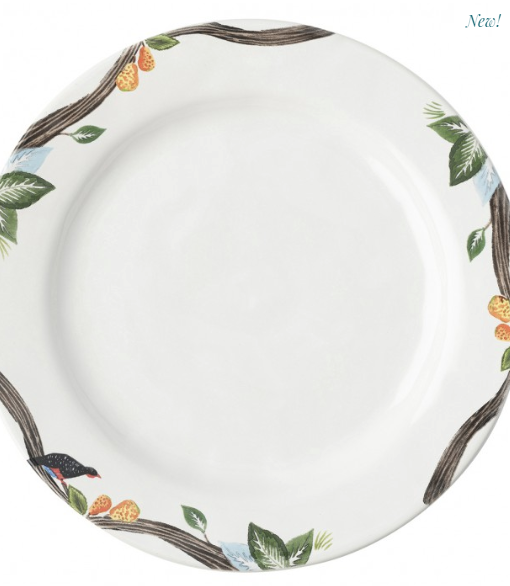 twelve days of christmas dinner plate le cookery usa